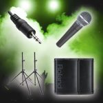 jvg sound outdoor ipod hire package
