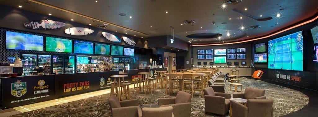 Perth Casino Sports Bar
