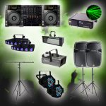 jvg sound house party hire package