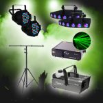 jvg sound advanced lighting package